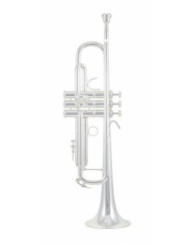 Trompeta Bach LR 180-72S ML (TUDEL 43)