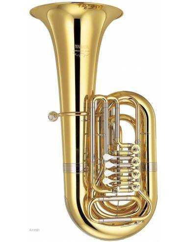 Tuba Yamaha YBB 641 E