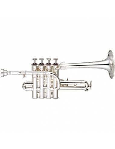 Trompeta Piccolo Yamaha YTR-9835 Xeno...