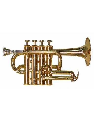 Trompeta Piccolo Sib/la Yamaha YTR 6810