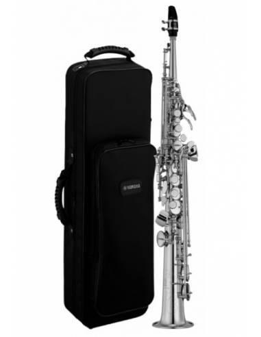 Saxo Soprano Yamaha YSS 475 S II