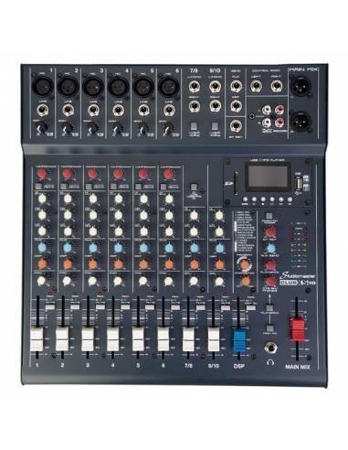 Mesa Mezclas Studiomaster Club XS 10