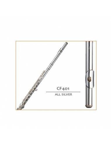 Flauta Sankyo CF 401 BE