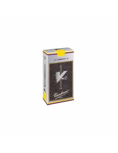 Caja Cañas Clarinete 4 Vandoren V12