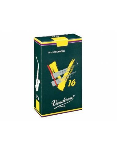 Caja Cañas Saxo Alto 3 1/2 Vandoren V16
