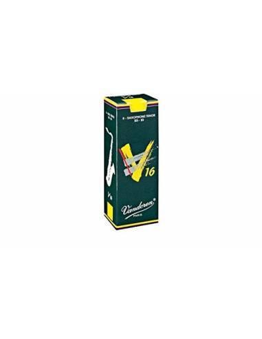 Caja Cañas Saxo Tenor 3 1/2 Vandoren V16