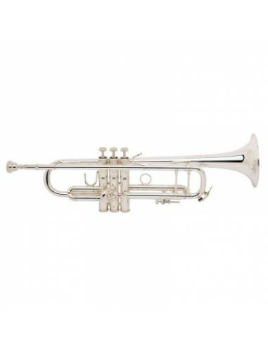 Trompeta Bach LR180 43 Plateada
