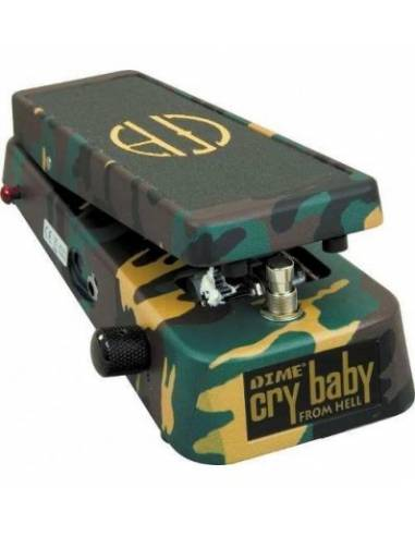 Pedal Efectos Dunlop Cry Baby DB01
