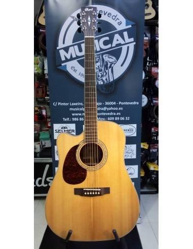 Guitarra Electroacústica Cort MR710F LH
