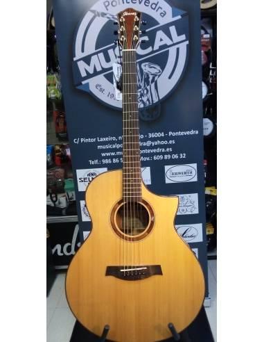 Guitarra Electroacúsitica Ibanez...