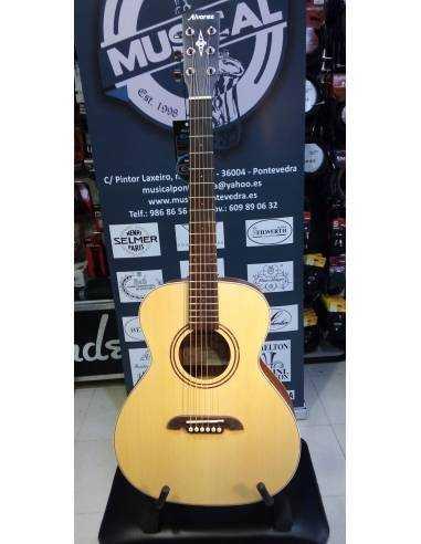 Guitarra Acústica Alvarez RS26
