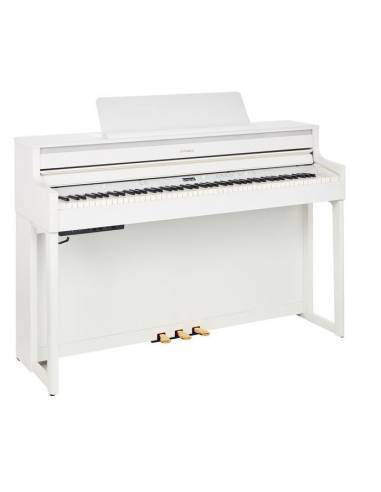 PIANO DIGITAL ROLAND HP704 WH