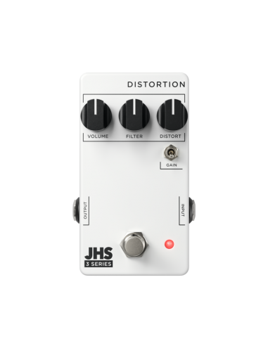 PEDAL EFECTOS JHS 3 SERIES DISTORTION